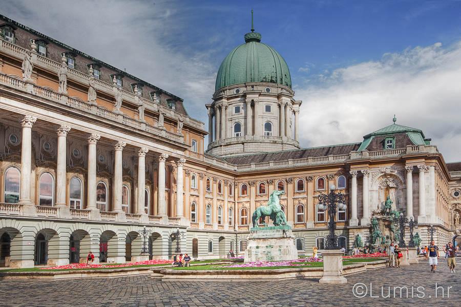 Budimpešta - gornji grad