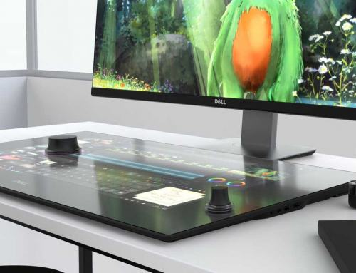 """Dell Canvas 27 je prva """"pametna horizontalna radna površina"""""""