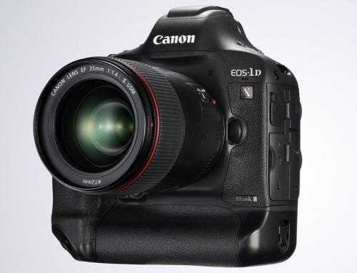Predstavljen Canon EOS-1D X Mark II, nova perjanica profesionalne klase