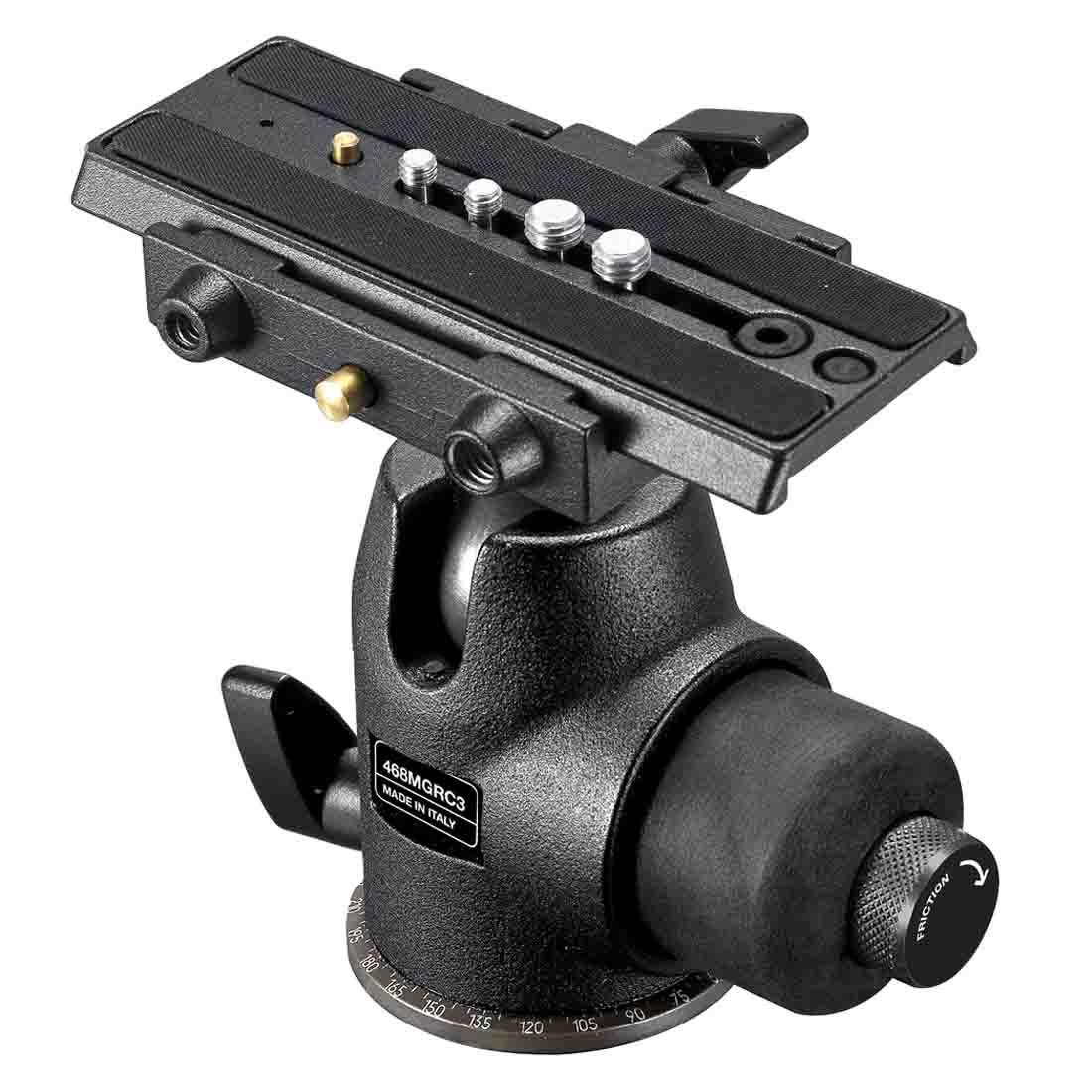 Hydrostatic kuglasta glava Manfrotto 468MGRC3
