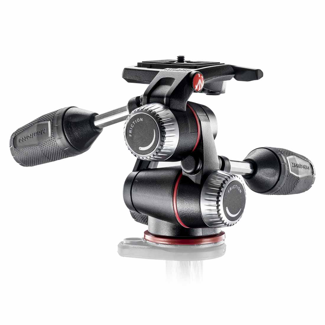 3-way glava Manfrotto MHXPRO-3W