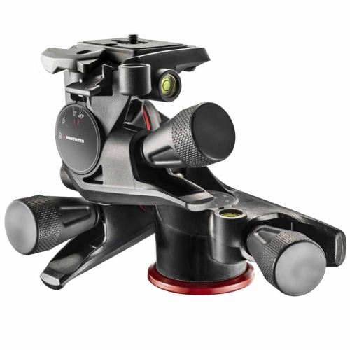 Geared 3-way glava Manfrotto MHXPRO-3WG