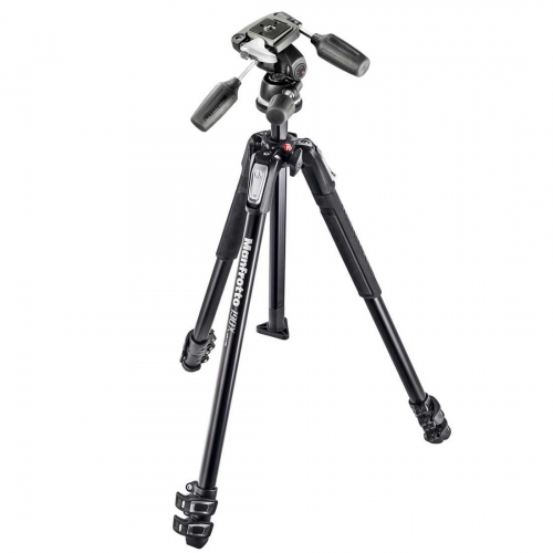 Stativ Manfrotto MK190X3-3W sa 804RC2 3-way glavom