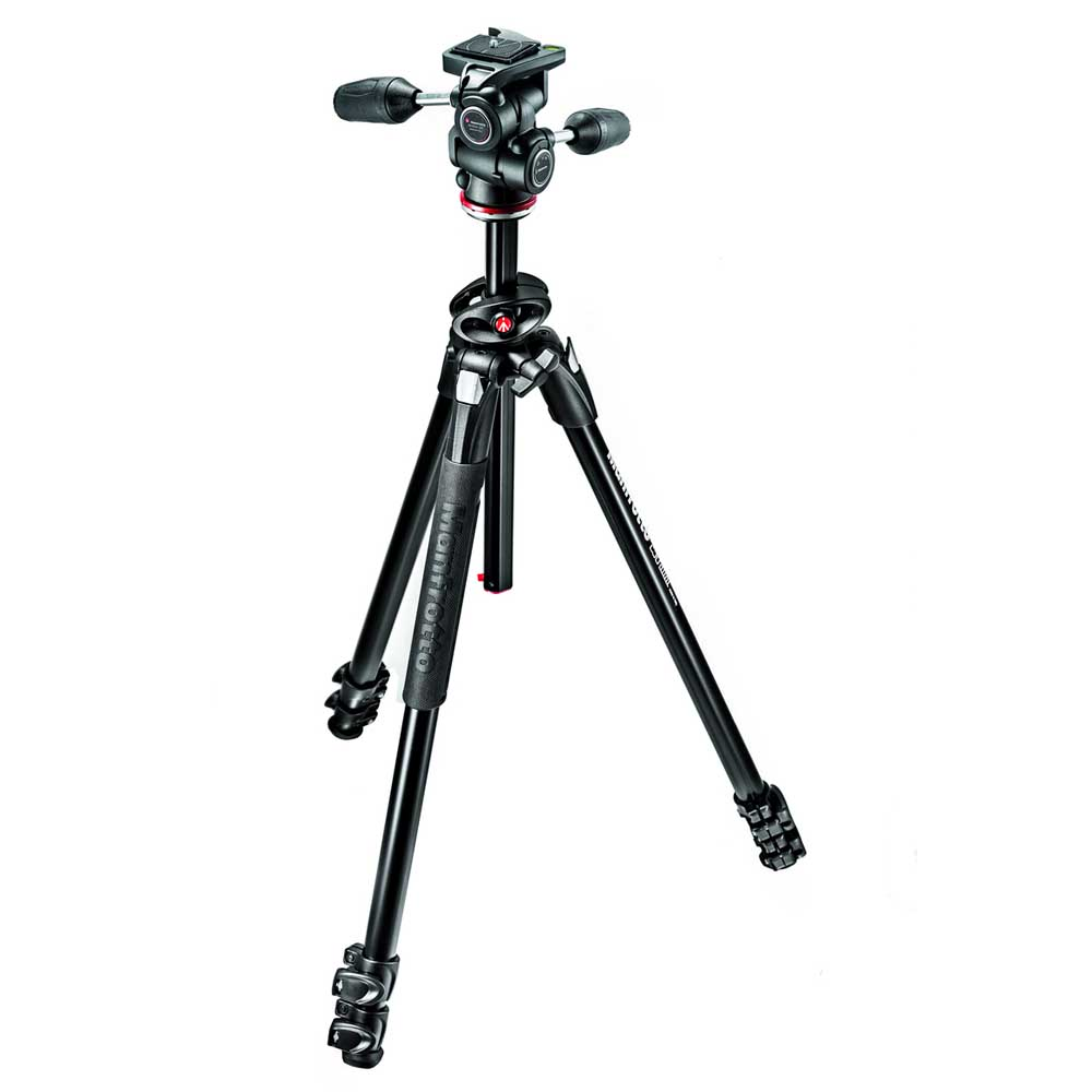 Stativ Manfrotto MK290DUA3-3W sa 804 3-way glavom
