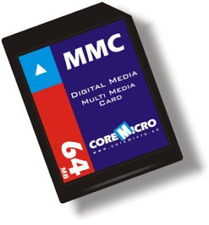 Multimedia-Card-kartica
