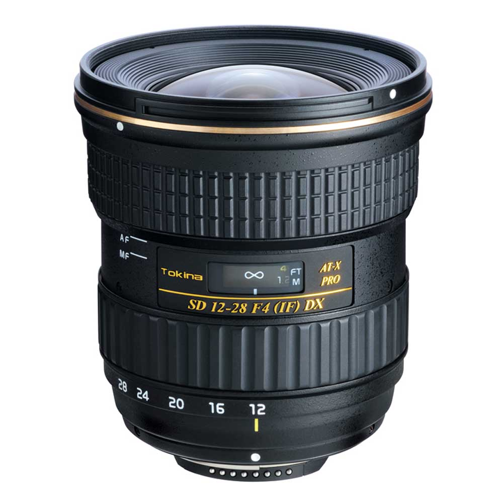 Tokina 12-28 mm f/4 AT-X PRO DX