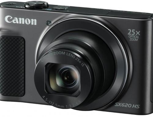 Canon predstavio PowerShot SX620 HS kompaktni superzoom