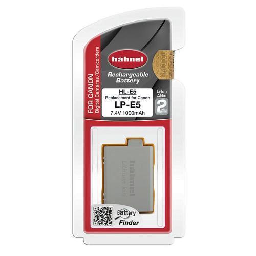 Baterija Hahnel HL-E5 (Canon LP-E5)