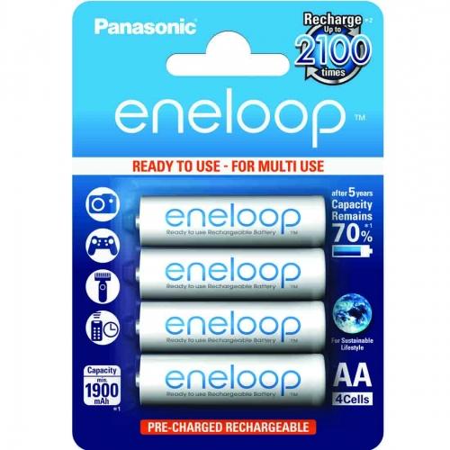 Eneloop standardne - 4 x AA