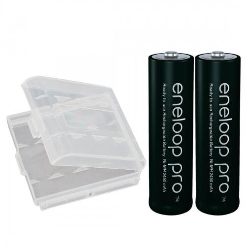 Eneloop pro - 2 x AA + kutijica