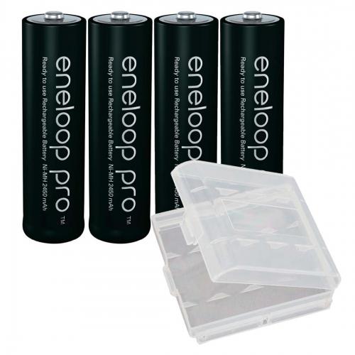 Eneloop pro - 4 x AA + kutijica