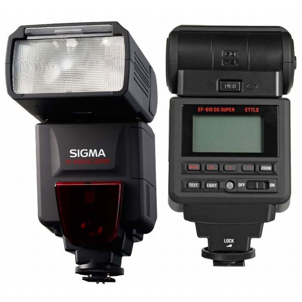 bljeskalica Sigma EF-610 DG Super