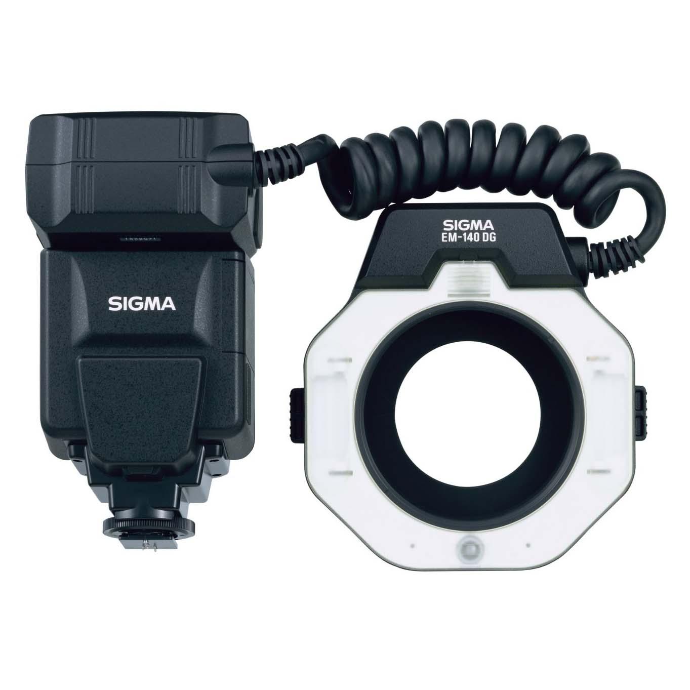 Ring bljeskalica EM-140 DG Sigma