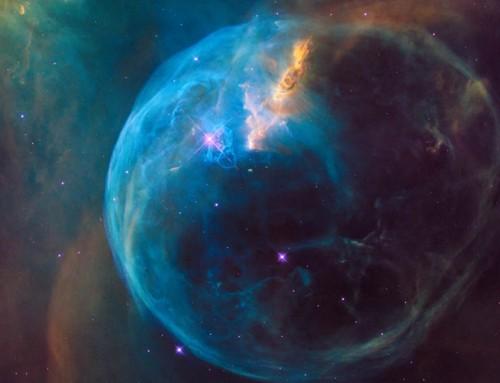 Hubble slavi 26. rođendan zadivljujućom fotografijom