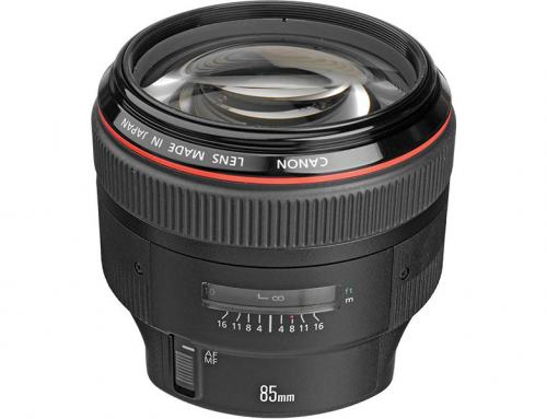 Canon 85 mm f/1.4 L IS USM stiže u 2017?