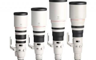 Zašto su neki Canonovi objektivi bijele umjesto crne boje?