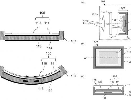 Canon prijavio dva patenta na zakrivljene senzore