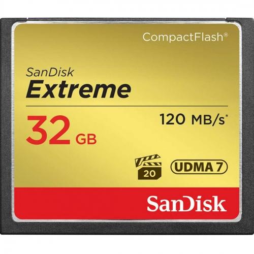 CompactFlash kartica SanDisk Extreme 32 GB