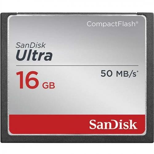 CompactFlash kartica SanDisk Ultra 16 gb