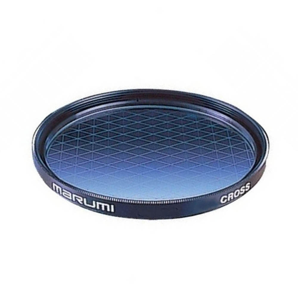 Cross filter 8x Marumi - 62 mm