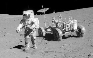 Prvi objektiv ikad korišten na Mjesecu