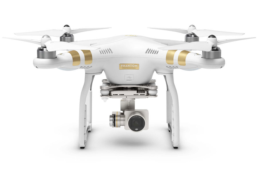 Phantom 3 dron