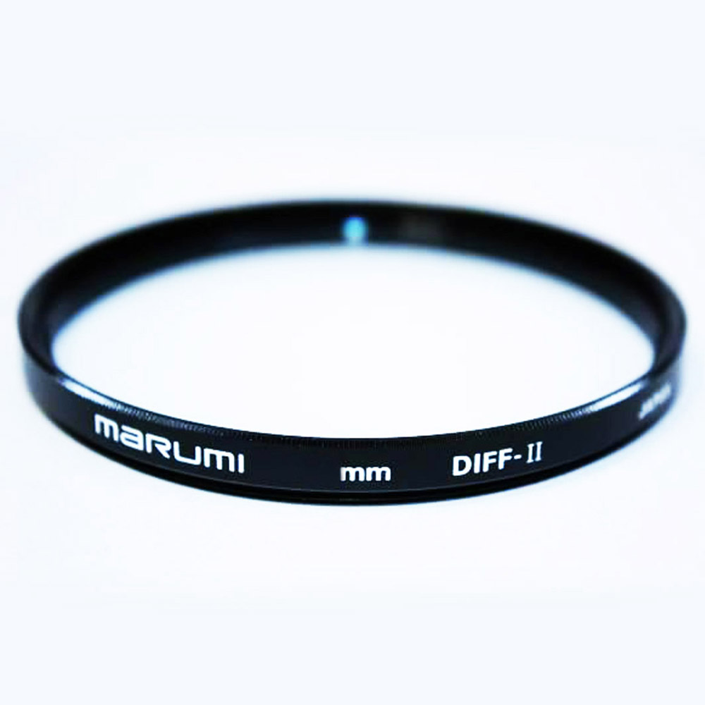 Soft focus filter DIFF II Marumi - 72 mm