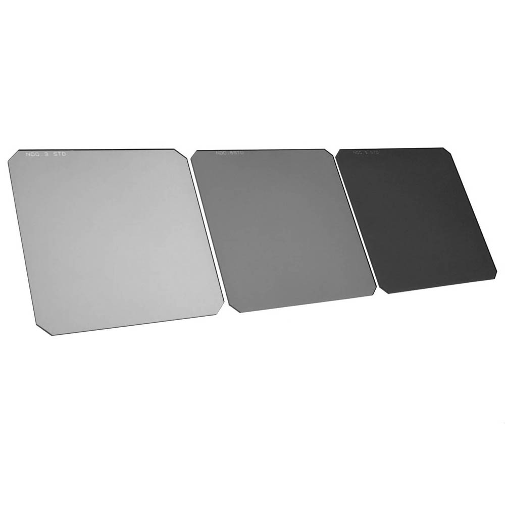 ND filter set Formatt Hitech - 100x100 mm