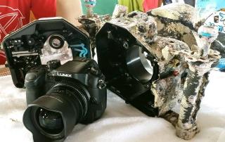 Fotoaparat preživio tri mjeseca na morskom dnu