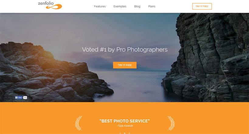 Fotograf. Web stranice, Normativni.