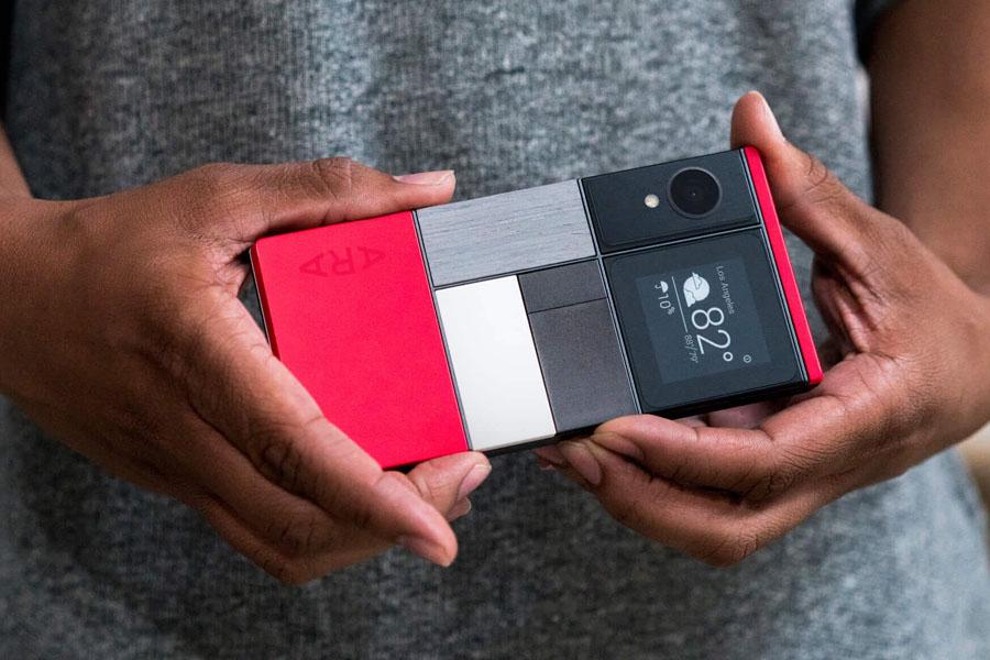 Google Ara potencijalna budućnost smartphone fotografije