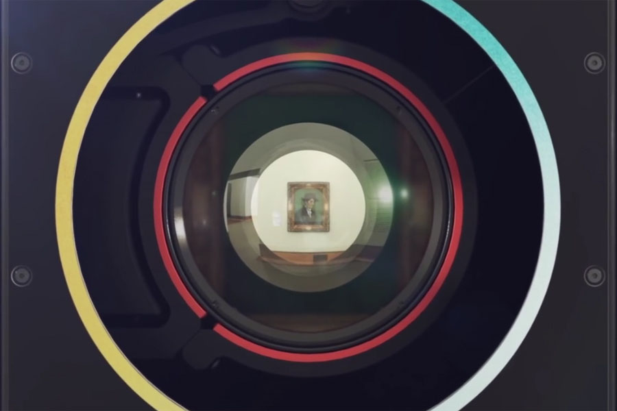 Google Art kamera