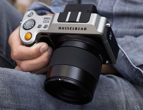 Hasselblad X1D – prvi mirrorless fotoaparat srednjeg formata