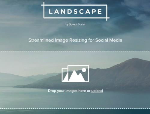Landscape – besplatna usluga cropanja fotografija
