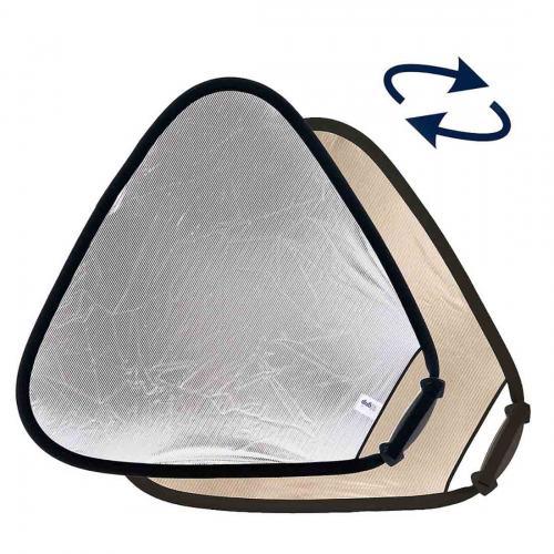 Reflektor Lastolite trigrip Sunlite/Soft Silver - 75 cm