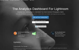 Lightroom Dashboard