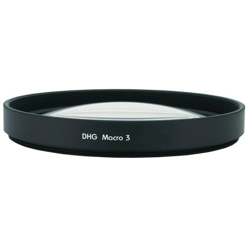 Macro filter DHG 3 Marumi - 58 mm