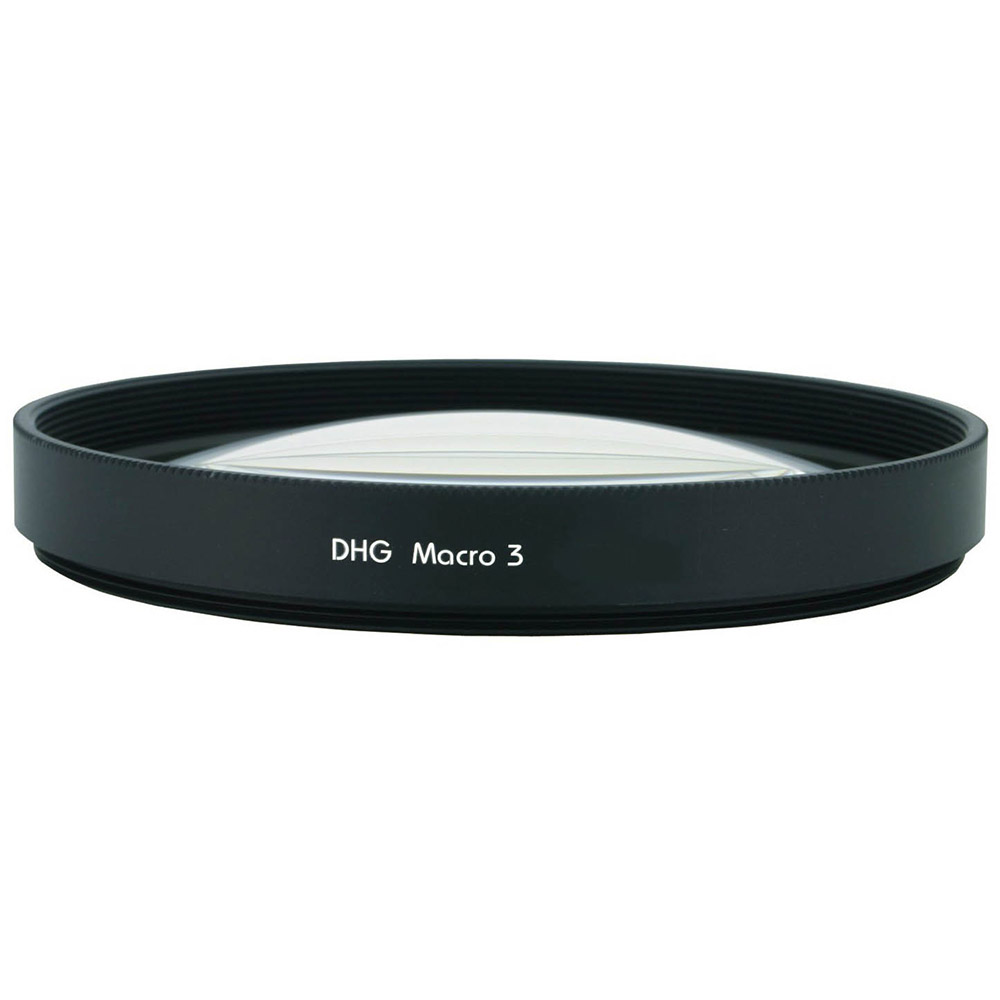 Macro filter DHG 3 Marumi - 62 mm