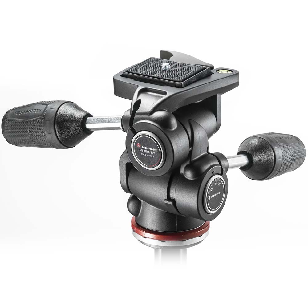 3-way glava Manfrotto Mark II MH804-3W