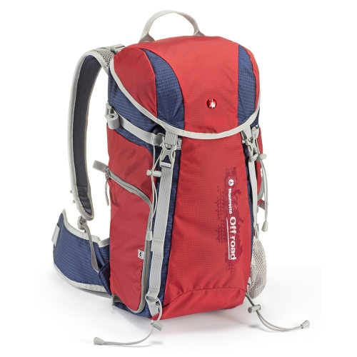 Ruksak Manfrotto Off road Hiker 20L crveni