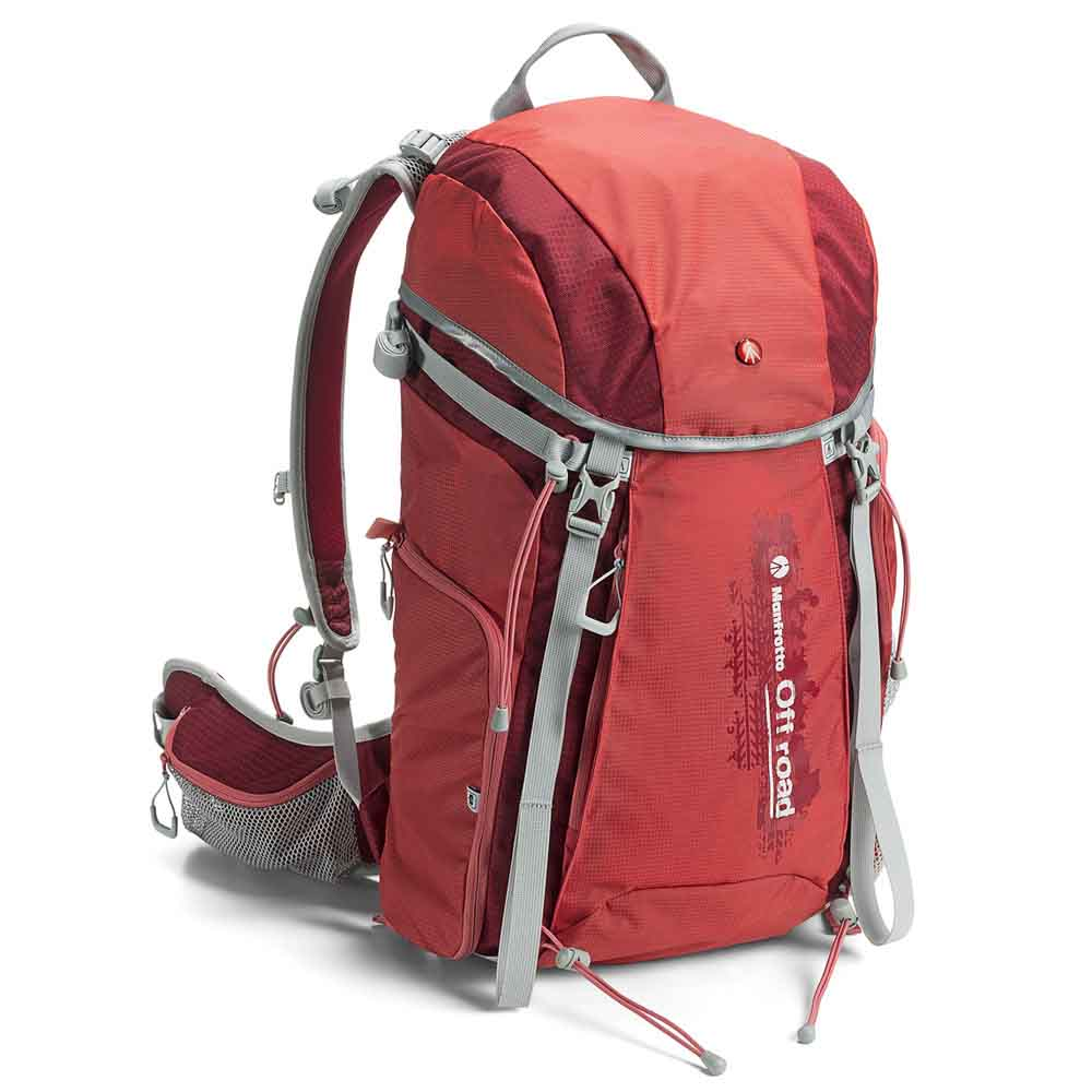 Ruksak Manfrotto Off road Hiker 30L crveni
