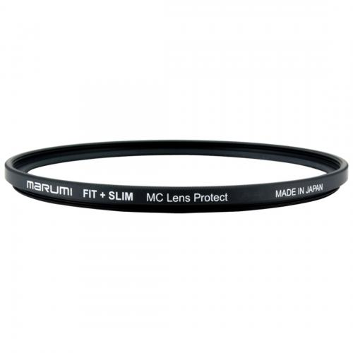 Zaštitni filter Fit+Slim Lens Protect Marumi - 49 mm