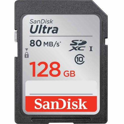 SDXC kartica SanDisk Ultra 128 GB