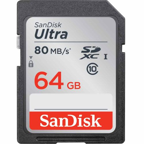 SDXC kartica SanDisk Ultra 64 GB