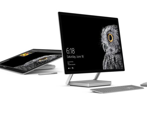 Microsoft Surface Studio pretvara računalo u foto studio