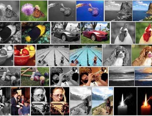 Nova metoda bojanja crno-bijelih fotografija
