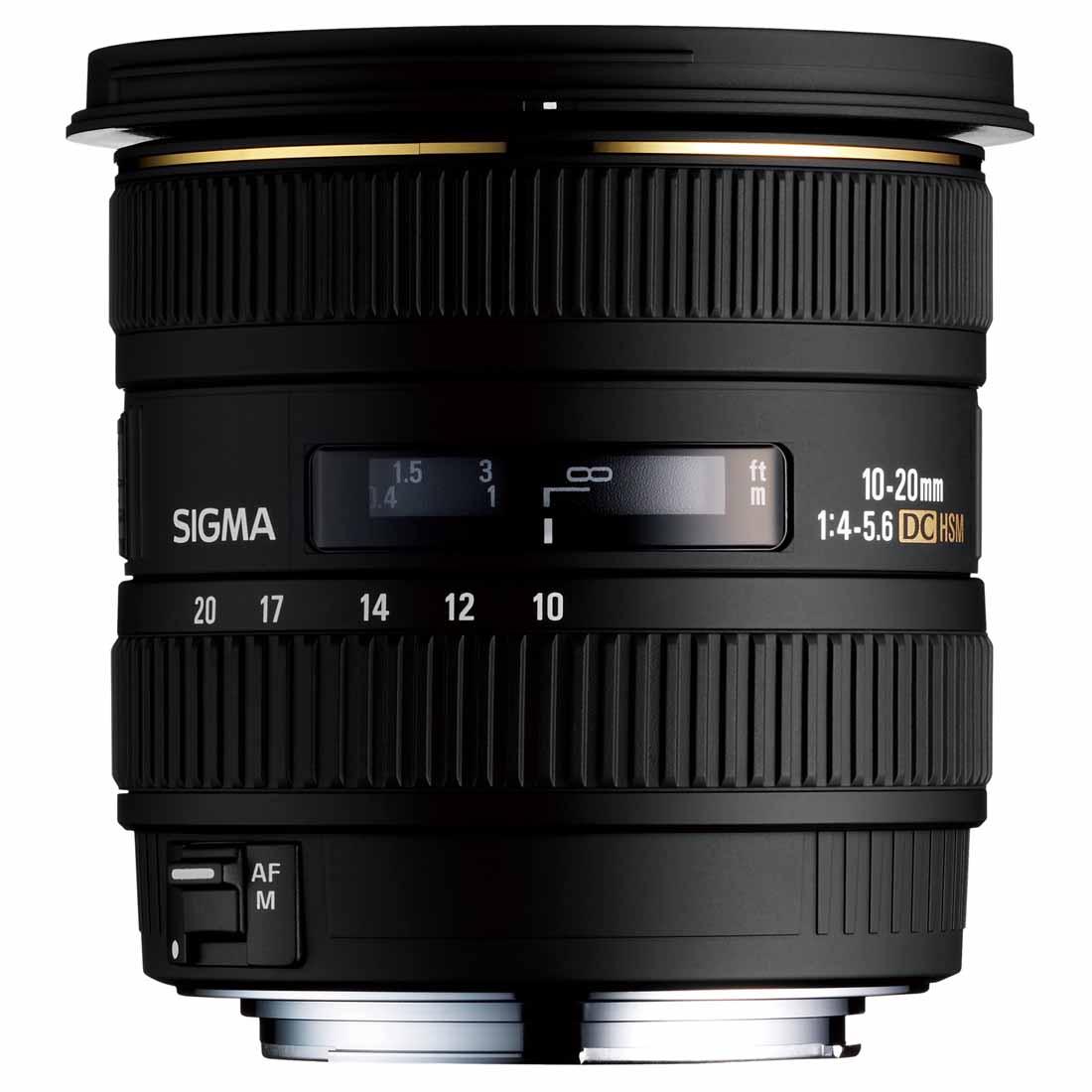 Objektiv Sigma 10-20mm f/4-5.6 EX DC HSM