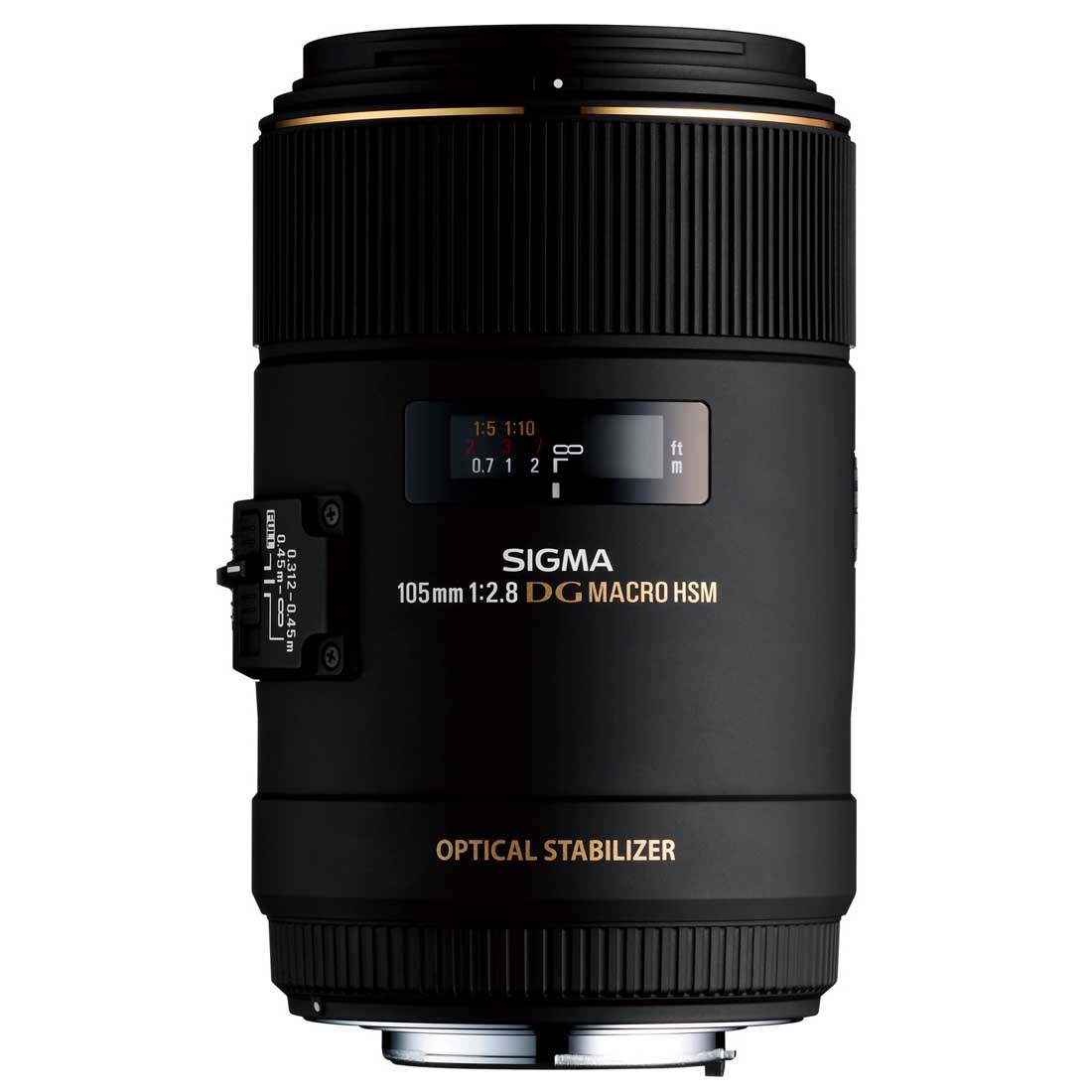 Objektiv Sigma 105 mm f/2.8 EX DG OS HSM Macro