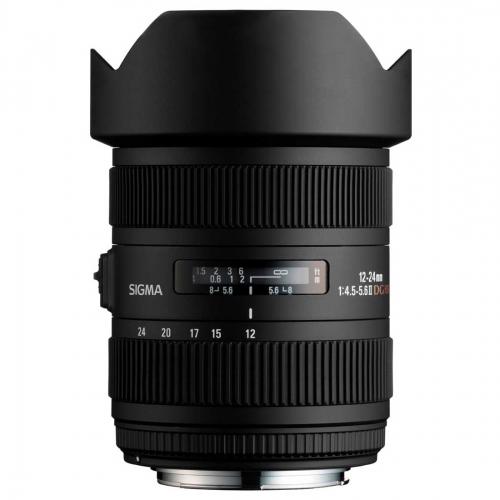 Objektiv Sigma 12-24mm f/4.5-5.6 DG HSM II