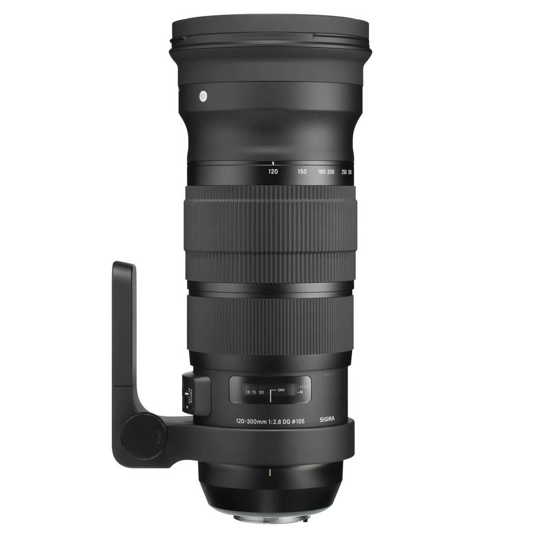 Objektiv Sigma 120-300 mm f/2.8 DG OS HSM